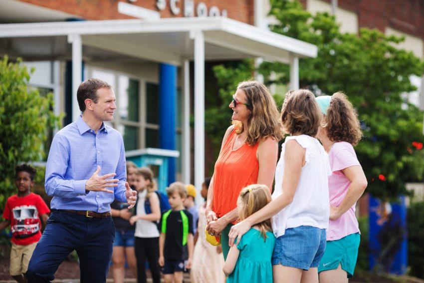 politics stair schools