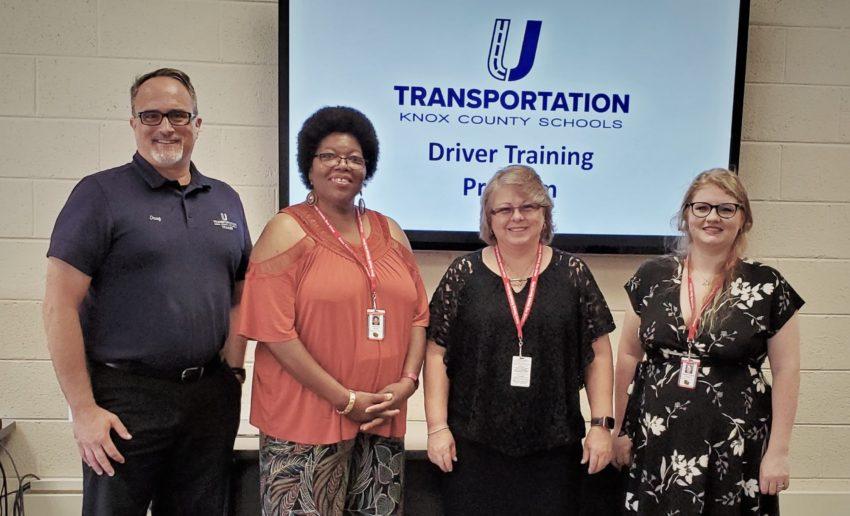 KCS Bus driver training
